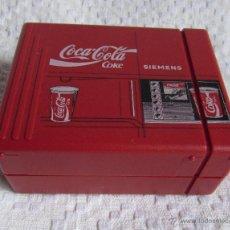 Coleccionismo de Coca-Cola y Pepsi: RELOJ COCA COLA - SIEMENS - MADE IN GERMANY. Lote 48904460