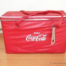 Coleccionismo de Coca-Cola y Pepsi: ANTIGUO BOLSO NEVERA COCA -COLA. Lote 49257801