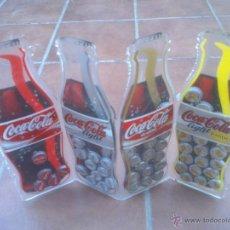 Coleccionismo de Coca-Cola y Pepsi: EXPOSITOR TAPONES COCA-COLA. Lote 49744109