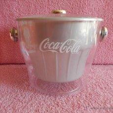 Coleccionismo de Coca-Cola y Pepsi: CUBITERA COCA-COLA COMPLETA EN SU CAJA ORIGINAL SIN USAR. Lote 203154685