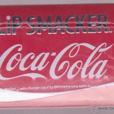 Coleccionismo de Coca-Cola y Pepsi: LIP SMACKER COCA -COLA -- ÚNICO EN TODOCOLECCIÓN -- VER FOTO ADICIONAL. Lote 50255531