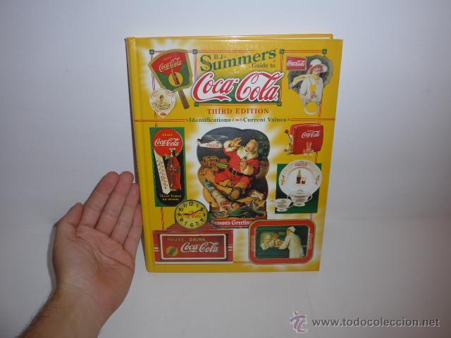 LIBRO CATALOGO GUIA DE COCA COLA, COCA-COLA (Coleccionismo - Botellas y Bebidas - Coca-Cola y Pepsi)
