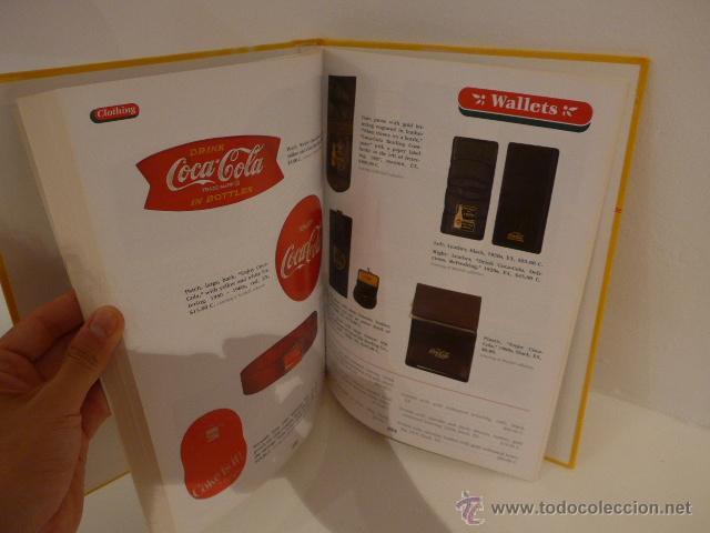 Coleccionismo de Coca-Cola y Pepsi: Libro catalogo guia de coca cola, coca-cola - Foto 2 - 50312437