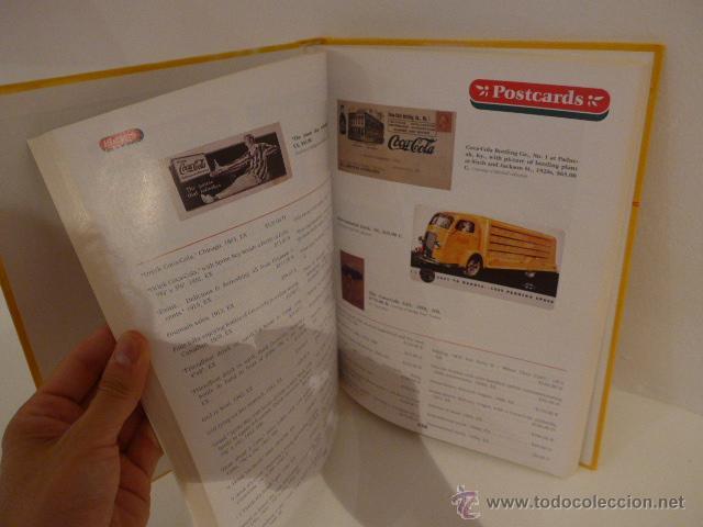 Coleccionismo de Coca-Cola y Pepsi: Libro catalogo guia de coca cola, coca-cola - Foto 3 - 50312437