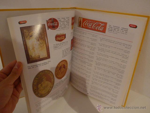 Coleccionismo de Coca-Cola y Pepsi: Libro catalogo guia de coca cola, coca-cola - Foto 4 - 50312437