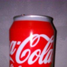 Coleccionismo de Coca-Cola y Pepsi: LATA VACÍA DE COCA-COLA LIGHT SIN CAFEINA. Lote 50529287