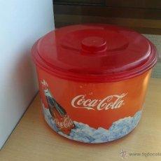 Coleccionismo de Coca-Cola y Pepsi: ANTIGUA NEVERA DE COCA COLA EN EXCELENTE ESTADO ORIGINAL. Lote 50578870