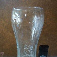 Coleccionismo de Coca-Cola y Pepsi: DIFICIL VASO COCA COLA UEFA EURO 2008 IMPECABLE ESTADO ESPECIAL COLECCIONISTAS. Lote 50860630