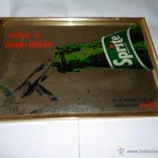 Coleccionismo de Coca-Cola y Pepsi: ESPEJO REFRESCO SPRITE DE COCA-COLA. Lote 50899798