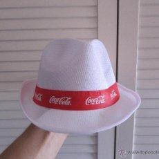 Coleccionismo de Coca-Cola y Pepsi: SOMBRERO COCA COLA A ESTRENAR. Lote 50999480