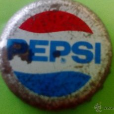 Coleccionismo de Coca-Cola y Pepsi: CHAPA PEPSI / PRINCIPIO AÑOS 80. Lote 51168736