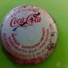 Coleccionismo de Coca-Cola y Pepsi: CHAPA COCA COLA / PRINCIPIO AÑOS 80 / MUY BUEN ESTADO. Lote 51168864