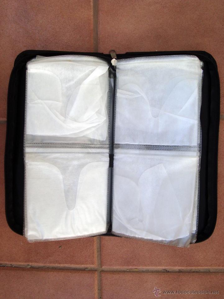 Coleccionismo de Coca-Cola y Pepsi: Porta CD, DVD - cocacola, coca cola - capacidad 16 CD´s - Foto 2 - 104002280