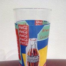 Coleccionismo de Coca-Cola y Pepsi: VASO CRISTAL COCA COLA - ALWAYS COCA COLA.. Lote 52347691