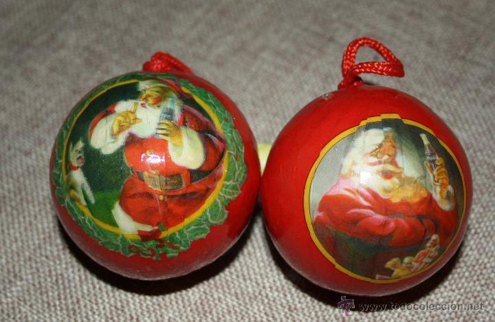 bolas de navidad coca cola Comprar Coleccionismo de CocaCola y