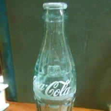 Coleccionismo de Coca-Cola y Pepsi: BOTELLA DE COCA COLA ANTIGUA 19 CL.. Lote 54205287