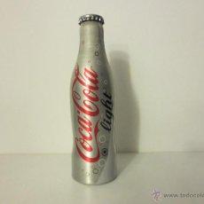Coleccionismo de Coca-Cola y Pepsi: BOTELLA DE COCA-COLA LIGHT EN ALUMINIO SIN ABRIR.. Lote 54308416