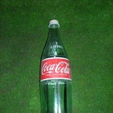 Coleccionismo de Coca-Cola y Pepsi: BOTELLA DE VIDRIO DE COCA COLA ANTIGUA. Lote 54337308