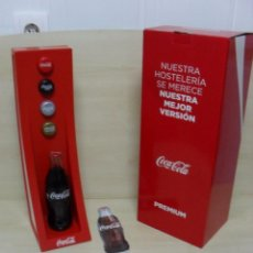 Coleccionismo de Coca-Cola y Pepsi: EXPOSITOR DE COCACOLA. Lote 58666127
