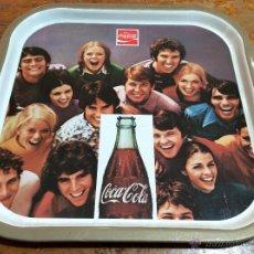 Coleccionismo de Coca-Cola y Pepsi: BANDEJA COCA-COLA. Lote 54498101