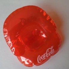 Coleccionismo de Coca-Cola y Pepsi: MINI FLOTADOR PARA BEBIDA O TELEFONO MOVIL. PUBLICIDAD COCA COLA.. Lote 54841566