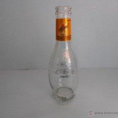 Coleccionismo de Coca-Cola y Pepsi: BOTELLA DE TONICA SCHWEPPES RECORDANDO LA PRIMITIVA OVALADA VACIA #PB-R. Lote 55038334