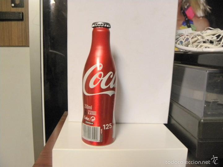 BOTELLA DE COCACOLA 125 ANIVERSARIO (Coleccionismo - Botellas y Bebidas - Coca-Cola y Pepsi)