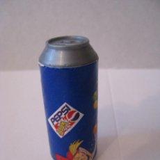Coleccionismo de Coca-Cola y Pepsi: LATA DE PEPSI BOOM DE CARTÓN Y PLASTICO.. Lote 56028714