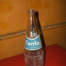 Coleccionismo de Coca-Cola y Pepsi: BOTELLA CRISTAL FANTA 1 LITRO. SERIGRAFIADA.. Lote 56158769