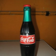 Coleccionismo de Coca-Cola y Pepsi: TIRADOR APERTURA NEVERA REFRESCOS. BOTELLA COCA-COLA. IDEAL COLECCIONISTAS.. Lote 56170082