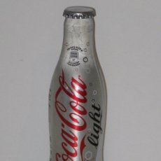 Colecionismo de Coca-Cola e Pepsi: BOTELLA LLENA DE COCA COLA LIGHT. Lote 56718680