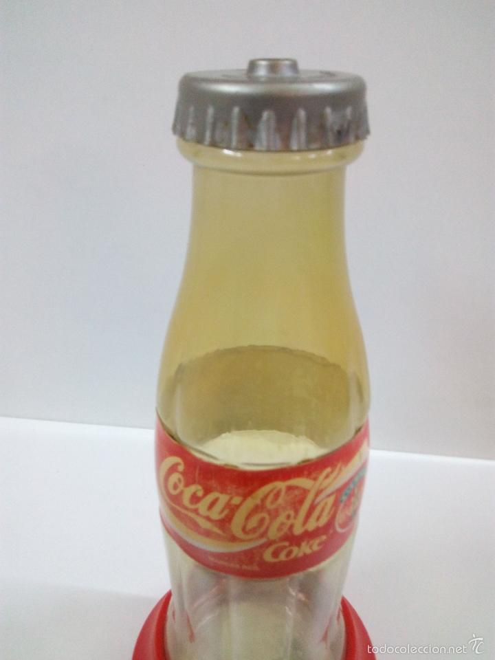 Coleccionismo de Coca-Cola y Pepsi: PORTA PAJITAS . COCA COLA - Foto 4 - 70342775