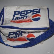 Coleccionismo de Coca-Cola y Pepsi: PEPSI - PEQUEÑA NEVERA PORTÁTIL.. Lote 57025414
