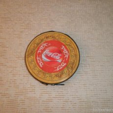 Coleccionismo de Coca-Cola y Pepsi: ESTUCHE PORTA CD COCACOLA COCA COLA. Lote 57107897