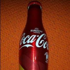 Coleccionismo de Coca-Cola y Pepsi: BOTELLA ALUMINIO COCA COLA EUROCOPA 2016 ESPAÑA COCACOLA NUEVA SIN ABRIR. Lote 57241511