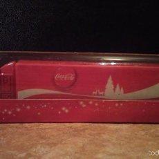 Coleccionismo de Coca-Cola y Pepsi: CAMIÓN DE COCACOLA EN SU CAJA. Lote 57277410