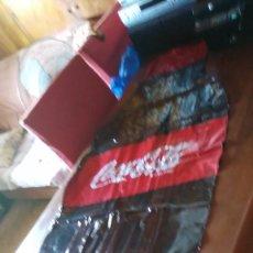 Coleccionismo de Coca-Cola y Pepsi: FLOTADOR COCA COLA, COCACOLA ZERO, 1,70 METRO DE ALTO. Lote 57554267