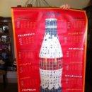 Coleccionismo de Coca-Cola y Pepsi: CALENDARIO PARED COCA-COLA 1998. Lote 57608156
