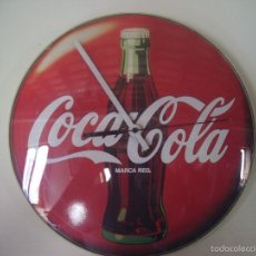 Coleccionismo de Coca-Cola y Pepsi: RELOJ PUBLICITARIO COCA COLA.. Lote 153875349