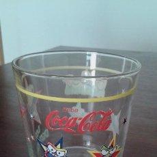 Coleccionismo de Coca-Cola y Pepsi: VASO DE COCA-COLA 'LOS DEFENSAS. GOGO'S. LOS FUTBOLEROS'. . Lote 58083732