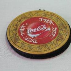 Coleccionismo de Coca-Cola y Pepsi: ESTUCHE PORTA CD COCACOLA COCA COLA. Lote 58439403