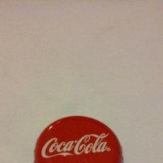 Coleccionismo de Coca-Cola y Pepsi: CHAPA COCA-COLA. Lote 59226215