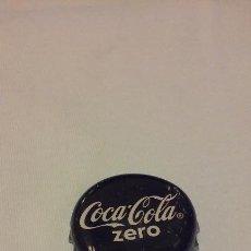 Coleccionismo de Coca-Cola y Pepsi: CHAPA COCA-COLA ZERO. Lote 59227765