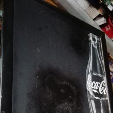 Coleccionismo de Coca-Cola y Pepsi: PIZARRA COCA COLA. Lote 59703959