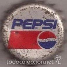Coleccionismo de Coca-Cola y Pepsi: CHAPA ANTIGUA PEPSI COLA. Lote 59720683