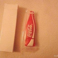 Coleccionismo de Coca-Cola y Pepsi: PEN DRIVE BOTELLA COCA COLA CAPACIDAD 4 GB. EN SU CAJITA Y ENVOLTORIO ORIGINAL. NUEVO. LEER.. Lote 59998091