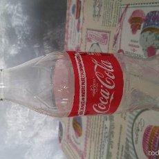 Coleccionismo de Coca-Cola y Pepsi: BOTELLA DE PLÁSTICO VACÍA DE COCA-COLA 500 ML. · POLONIA · SERIE UEFA EURO2016 FRANCE. Lote 89864636