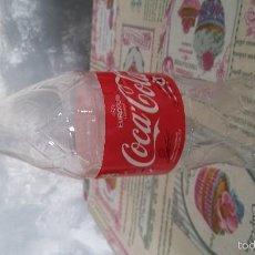 Coleccionismo de Coca-Cola y Pepsi: BOTELLA DE PLÁSTICO VACÍA DE COCA-COLA 500 ML. · POLONIA · SERIE UEFA EURO2016 FRANCE. Lote 89864682