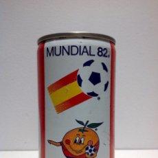 Coleccionismo de Coca-Cola y Pepsi: ANTIGUA LATA DE * COCA COLA * MUNDIAL 82, LLENA. Lote 60290707