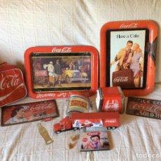 Coleccionismo de Coca-Cola y Pepsi: 14 ARTÍCULOS DE COCA COLA. Lote 61745692